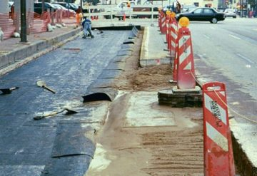 Concrete Pavement Repairs