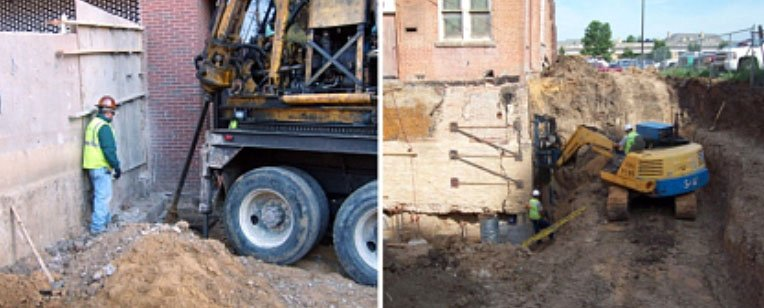 Foundation and Structural Repairs